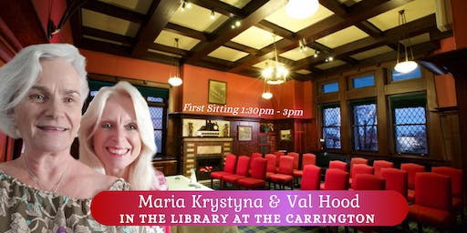First Sitting In The Library with Spirit - The Carrington Hotel, Katoomba
