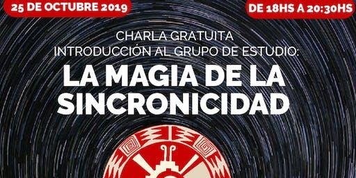 CHARLA ABIERTA: La Magia de la Sincronicidad