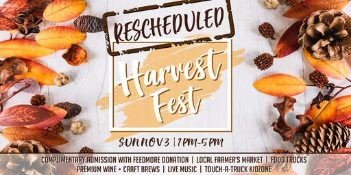 Goochland Harvest Fest at Dover Hall - Rescheduled Date!