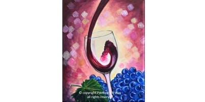 2 Hour Painting Class - Wine Party (2019-11-23 starts at 7:00 PM)