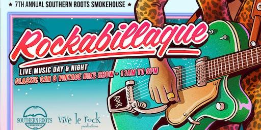 7th Annual Rockabillaque Festival