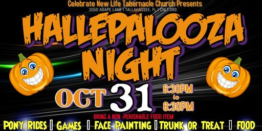 Hallepalooza Night