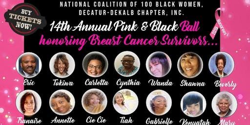 National Coalition of 100 Black Women Decatur-DeKalb Chapter,  Inc.