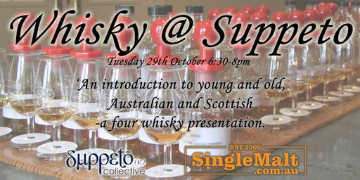 Whisky at Suppeto