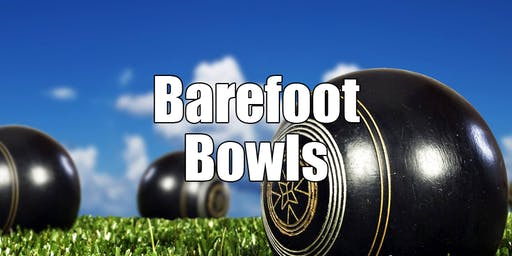 Barefoot Bowling business families fun evening. Hosted by S&DCC.