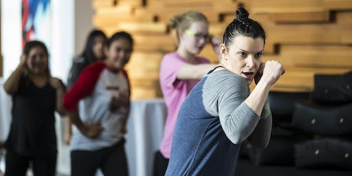 Punch Like A Girl w/Kelsey Andries  - WKDN 2 (NOV 21-23)