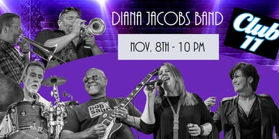 Diana Jacobs Band with Next Level Horns