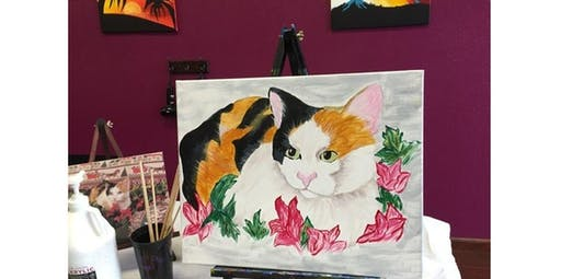 Paint UR Pet Workshop (2019-12-15 starts at 2:00 PM)