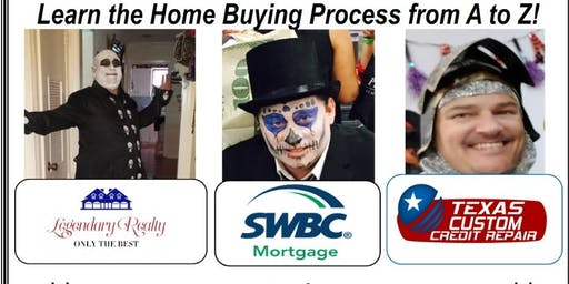 No Tricks, Only Treats --- Free Home Buyer Seminar