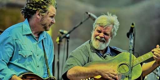 Vince Herman and Drew Emmit of Leftover Salmon