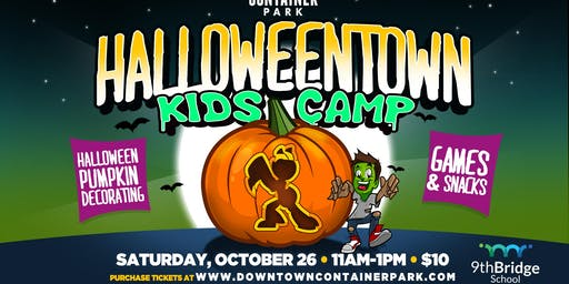 Halloweentown Kids Camp