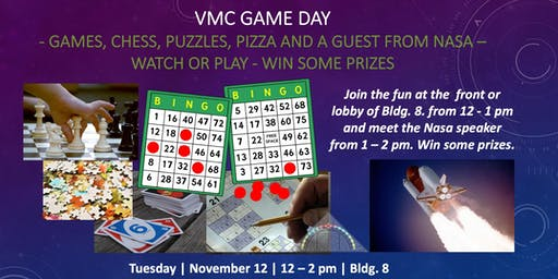 VMC Game Day - 11/12/19
