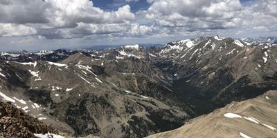 Mt. Elbert Freedom Hike