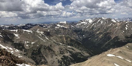 Mt. Elbert Freedom Hike tickets