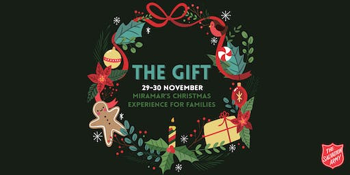 The Gift: 29-30 November (5 sessions)
