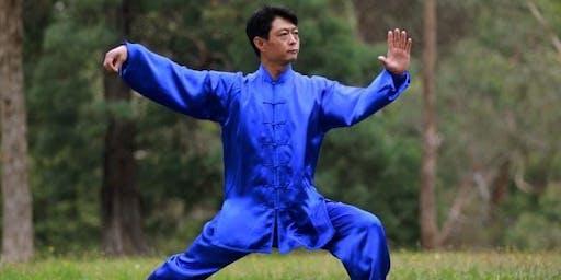 Taiji 24 with Master Tang Lai Wei