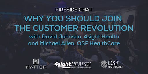 Fireside Chat: Why You Should Join the Customer Revolution