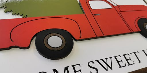 November 17: Interchangable Red Truck