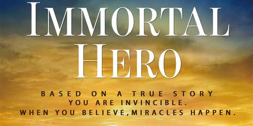 "Invitation Tickets, Movie ""Immortal Hero"""