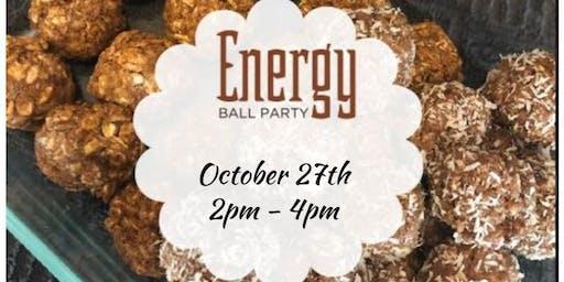 Energy Ball workshop