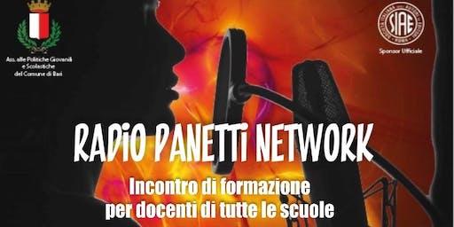 Radio Panetti Network - Impariamo a fare la radio a scuola