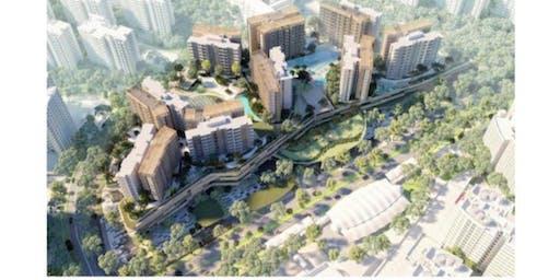 SENGKANG GRAND RESIDENCES - Rare Integrated Development Showflat Preview