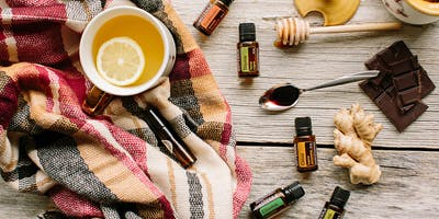 Immune Boost with Essential Oils