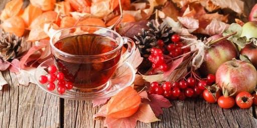 Ladies Fall Tea