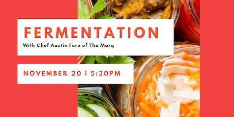 Fermentation tickets