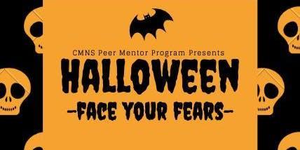 SFU CMNS Peer Mentor Program- Halloween Event