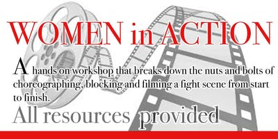 Women in Action Directing Workshop
