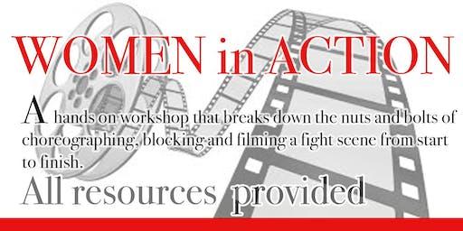 Women in Action Directing Workshop