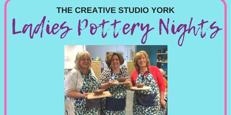 Ladies Pottery Evening tickets