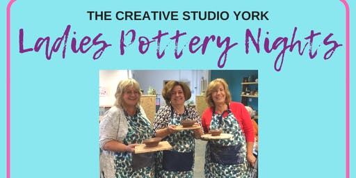 Ladies Pottery Evening
