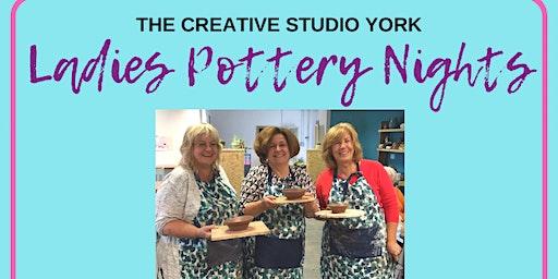 Ladies Pottery Evening