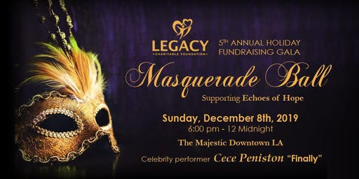 Legacy Charitable Foundation 5th Annual Fundraising Gala