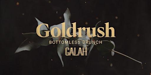 Goldrush, Bottomless Brunch
