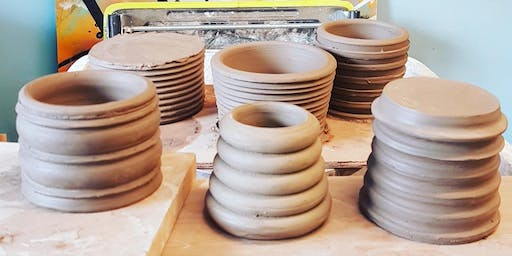 Saturday Adult Clay Club pay per session