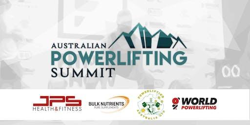 Australian Powerlifting Summit