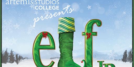 Junior Theatre and Little Actors Cast Elf