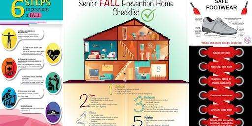 Fall Prevention Awareness Workshop