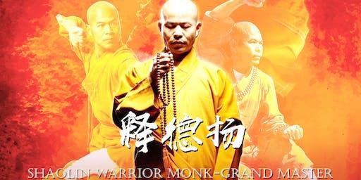 Shaolin Warrior Monk Seminar-Grand Master SHI DE YANG Adelaide Seminar
