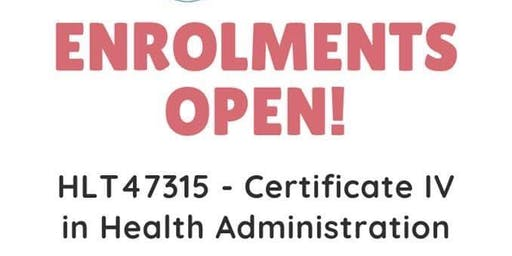 Health Administration Enrolments