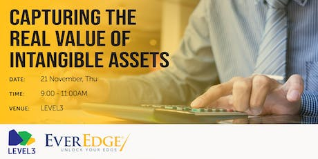 Capturing the Real Value of Intangible Assets tickets