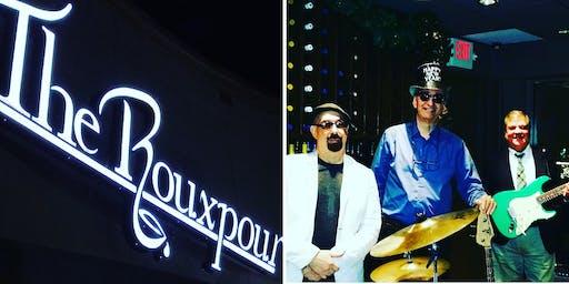 Fire NR Bones, Live Jazz at The Rouxpour
