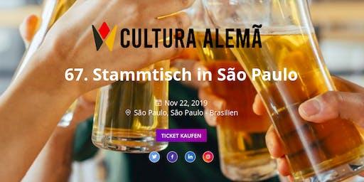 67. Stammtisch in São Paulo