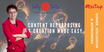 Meetup Content Repurposing & Creation Made Easy