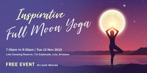 Inspirative Full Moon Yoga