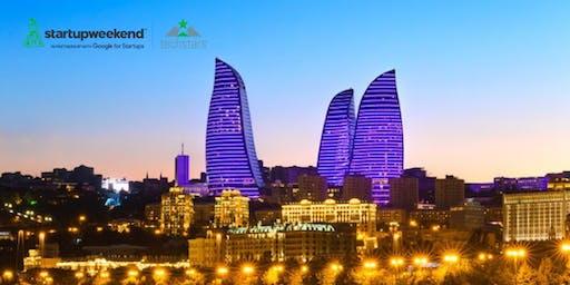 Techstars Startup Weekend Fintech Baku