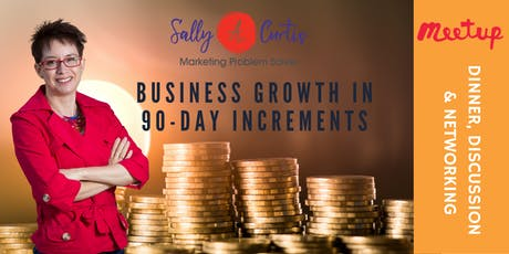 Business Growth in 90-day Increments tickets